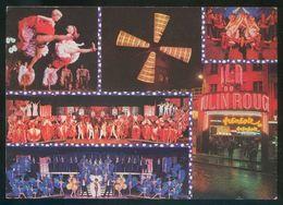 Paris. *Bal Du Moulin Rouge. Frenesie 80* Nueva. - Cabaret