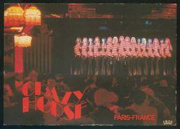 Paris. *World Famous Crazy Horse...* Nueva. - Cabaret