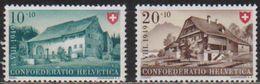 Schweiz 1949 MiNr.526 - 527  ** Postfr. Pro Patria  ( 1899 ) Günstige Versandkosten - Nuovi