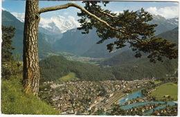 Interlaken Mit Jungfrau - 1979 - (Switzerland/Suisse) - BE Berne