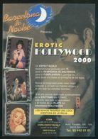Barcelona. *Barcelona De Noche. Erotic Hollywood 2000* Nueva. - Otros