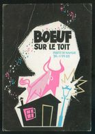 Bélgica. Brussels. *Boeuf Sur Le Toit* Meds: 135x95 Mms. Circulada 1961. - Otros