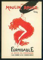 Paris. *Bal Du Moulin Rouge. Tous Les Soirs Formidable...* Nueva. - Otros