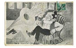 CPA DESSIN NEMO IL NE ME MANQUE QUE PARLER ALLEMAND Loubet Caricature Politique Satirique Illustrateur - Illustratori & Fotografie