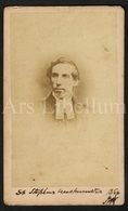 Photo-carte De Visite / CDV / Photographer London / St Stephen's / Westminster / 1864 / Vicar (?) / Man / Homme - Photos