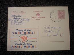 Entiers Postaux Publibel 2171, Buvez Le Bon Vin De France (F5) - Entiers Postaux