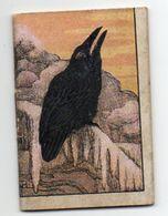 Calendrier De Poche 1903, Cacao Van Houten Corbeau Corneille 5,5 X 8 Cm - Klein Formaat: 1901-20