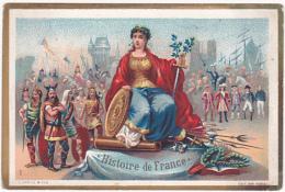 Chromo - Le Bon Génie - Histoire De France - Other