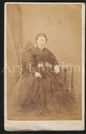 Photo-carte De Visite / CDV / Photographer / England / Woman / Femme - Photos