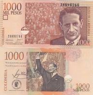 Colombia - 1000 Pesos 2005 UNC Ukr-OP - Colombia