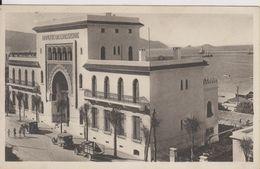 ALGERIE - PHILIPPEVILLE - LA BANQUE DE L'ALGERIE - (VEHICULES ANCIENS) - Algérie