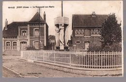JUSSY . Monument Aux Morts . - Altri Comuni