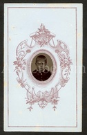 Photo-carte De Visite / CDV / Tintype / Melainotype / Ferrotype / Boy / Garçon - Anciennes (Av. 1900)
