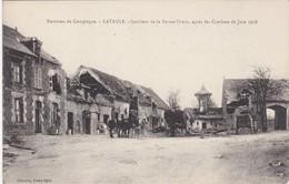 LATAULE (environs De Compiègne) - Intérieur De La Ferme Orens - Compiegne
