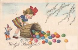 Vroolijk Paaschfeest - Pâques