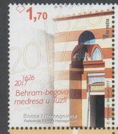 BOSNIA, 2017,MNH,MOSQUES,  1v - Mosques & Synagogues