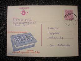 Entiers Postaux Publibel 2774 N, Rizla (G5) - Entiers Postaux