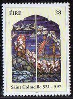PIA - IRL - 1997 - 1400° Anniversario Della Nascita Di Di Santa Colmcille - (Yv 1015 ) - 1949-... Repubblica D'Irlanda