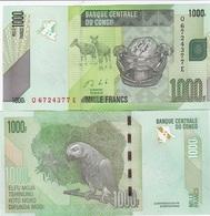Congo DR - 1000 Francs 2013 UNC Ukr-OP - Republic Of Congo (Congo-Brazzaville)
