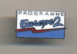 EUROPE 2  PROGRAMME - Mass Media