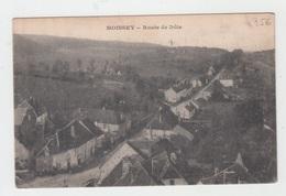 39 - MOISSEY / ROUTE DE DOLE - France