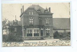 Thuillies Nouveau Château D'Ossogne ( Carte 1900 - Rare ) - Thuin