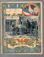 Cahier D'écolier Avec Couverture Illustrée: HENRI IV SIGNE L'EDIT DE NANTES (PPP8195) - Blotters