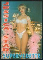 Barcelona. Barberà Del Vallès. *Jessica Star. Espectáculos Baença, S.L.* Impreso Flyer. - Inns