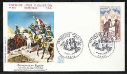 BONAPARTE EN EGYPTE . 11 NOVEMBRE 1972 . PARIS . - 1970-1979