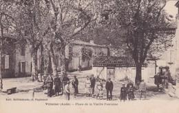 VILLALIER - PLACE DE LA VIEILLE FONTAINE - 11 - Autres Communes