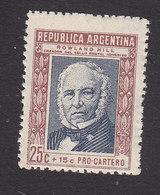 Argentina, Scott #B4, Mint Hinged, Hill, Issued 1944 - Argentina