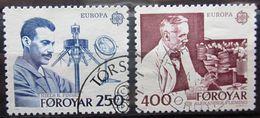 ÏLES FEROE              N° 78/79                 OBLITERE - Faroe Islands