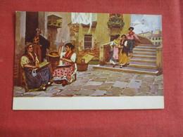 Venezia Infilatrici Di Perle Ref 2915 - Europe