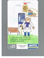 URUGUAY -   2004 DESIGN     - USED  -  RIF. 10463 - Uruguay