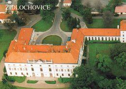 1 AK Tschechien * Blick Auf Das Schloss Seelowitz In Der Stadt Židlochovice (deutsch Seelowitz) - Tschechische Republik