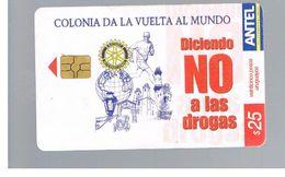 URUGUAY -   2005 NO DRUGS   - USED  -  RIF. 10464 - Uruguay