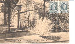 Bruxelles - CPA - Brussel - Parc Josaphat - Bossen, Parken, Tuinen