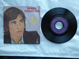 EP 45 T MARC CHARLAN LABEL AZ SG 489 MA PETITE IRENE - Disco, Pop
