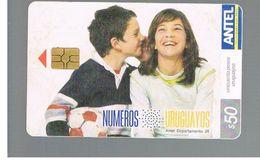 URUGUAY -   2005  COUPLE   - USED  -  RIF. 10464 - Uruguay