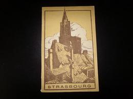 """Dépliant Touristique """" Strasbourg """" ( 82 Pages ) - Tourism Brochures"""