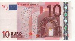 "10 EURO  ""T"" Irlanda    Firma Duisenberg    K 001 H6  /  FDS - UNC - 10 Euro"