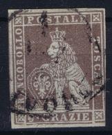 Toscana Sa 8  Mi Nr 8 Y  Used Obl  1851 - Toskana