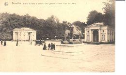 Bruxelles - CPA - Brussel - Entrée Du Bois - Bossen, Parken, Tuinen