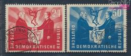 DDR 284-285 (kompl.Ausg.) Bedarfsstempel Gestempelt 1951 Deutsch-polnische Freundschaft (8193866 - DDR