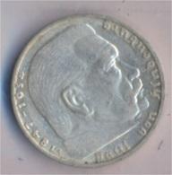 Deutsches Reich Jägernr: 366 1938 F Sehr Schön Silber 1938 2 Reichsmark Hindenburg (9157861 - 2 Reichsmark
