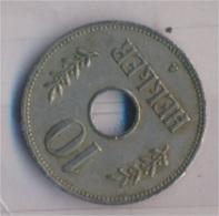 Deutsch-Ostafrika Jägernr: 719 1911 A Sehr Schön Kupfer-Nickel 1911 10 Heller Bebänderte Kaiserkrone Mi (9157772 - Germania