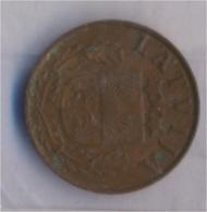 Lettland KM-Nr. : 10 1938 Sehr Schön Bronze 1938 1 Santims Wappen (9157960 - Latvia