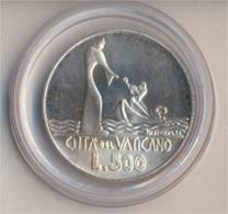 Vatikanstadt KM-Nr. : 139 1978 Stgl./unzirkuliert Silber 1978 500 Lire Jesus Auf Dem Wasser (9157929 - Vatikan