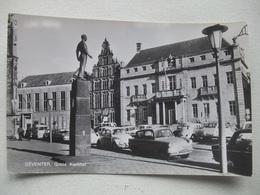 M45 Ansichtkaart Deventer - Grote Kerkhof - 1972 - Deventer