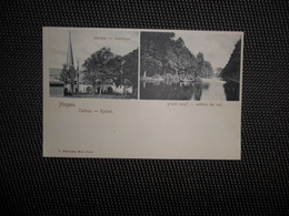 Hingene  :  Koetshuis -  Canal - Bornem